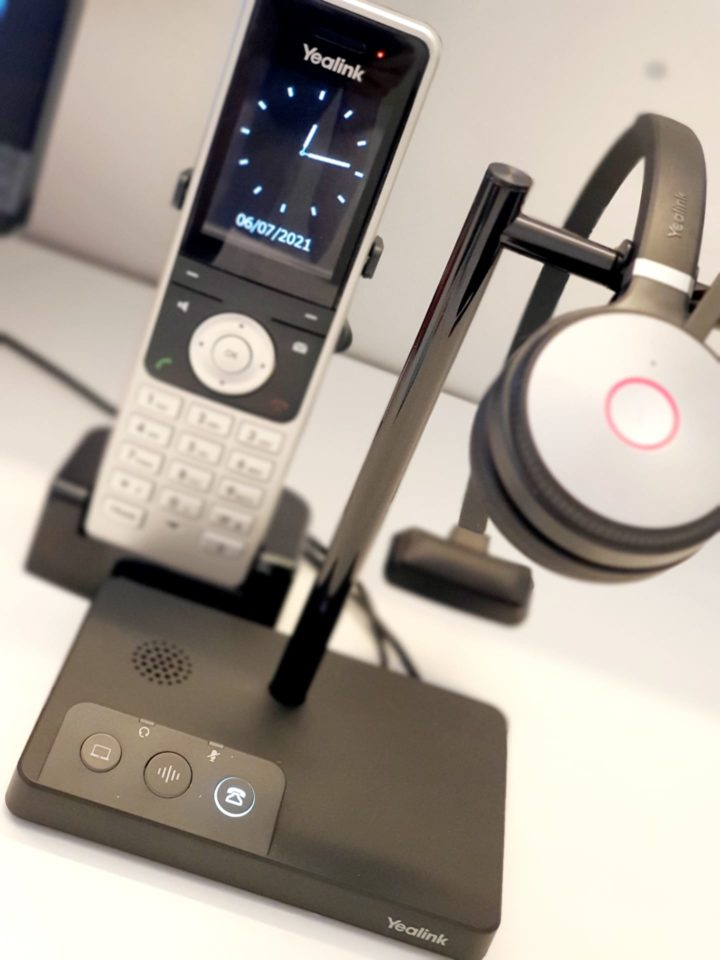 VOIP-TELEPHONIE